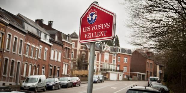 """""""Les yeux"""" de la police sont d'abord flamands - La Libre"""