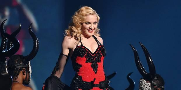 Madonna, rebelle et has-been à la fois - La Libre