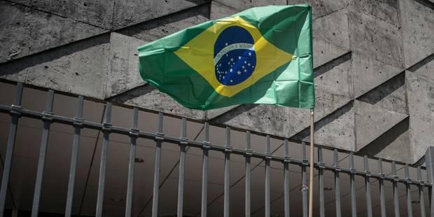 Placements: Le Brésil a raté son rendez-vous avec la croissance - La Libre