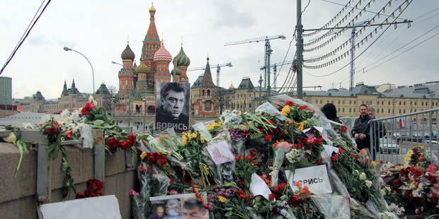 Meurtre de Nemtsov: le suspect numéro 1 aurait avoué sous la torture - La Libre