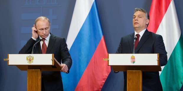 Budapest dément le blocage par l'UE d'un accord nucléaire russo-hongrois - La Libre