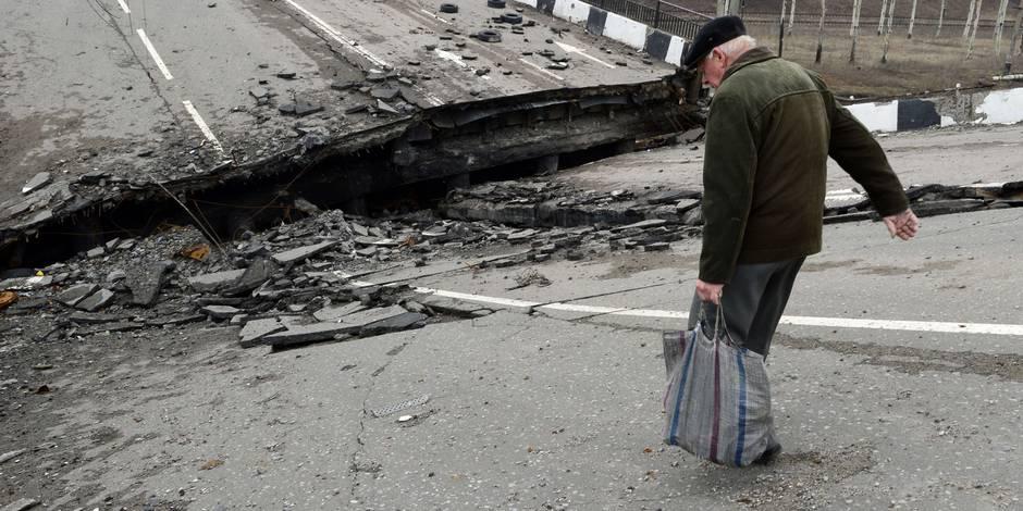Ukraine : à Kharkiv, l'espoir en exil