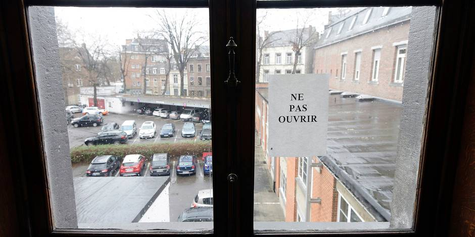 Deriliction Lawcourt of Namur