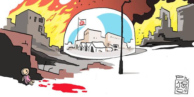 Syrie : un échec humanitaire inacceptable - La Libre