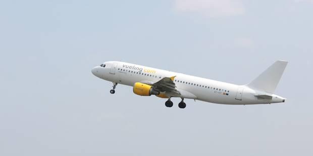 Atterrissage d'urgence d'un A320 à Barcelone pour une odeur de fumée - La Libre