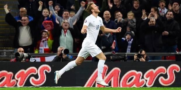 Euro 2016: L'Angleterre fait carton plein, l'Espagne gagne sans convaincre - La Libre