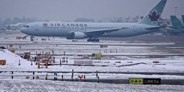 Sortie de piste d'un A320 d'Air Canada: 5 blessés sont encore hospitalisés - La Libre