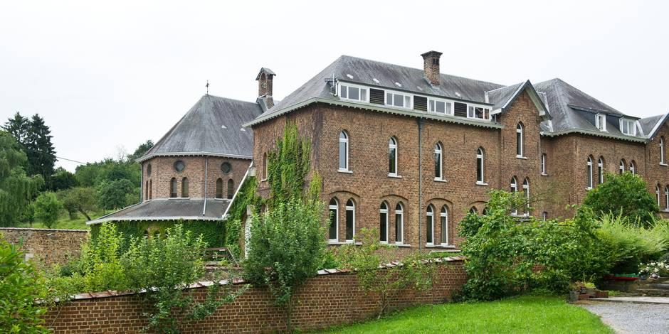 Stéphan Jourdain a racheté le couvent des Clarisses de Malonne