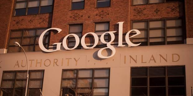 Google va se conformer à la loi belge sur la protection de la vie privée - La Libre