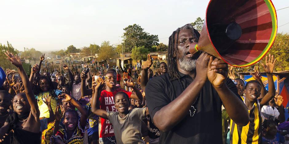 Ils combattent en musique les démons de l'Afrique - La Libre