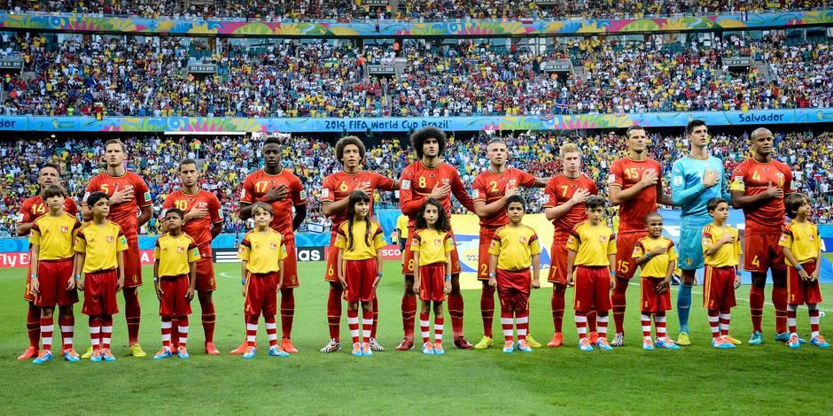 La Belgique officiellement 3e au ranking FIFA