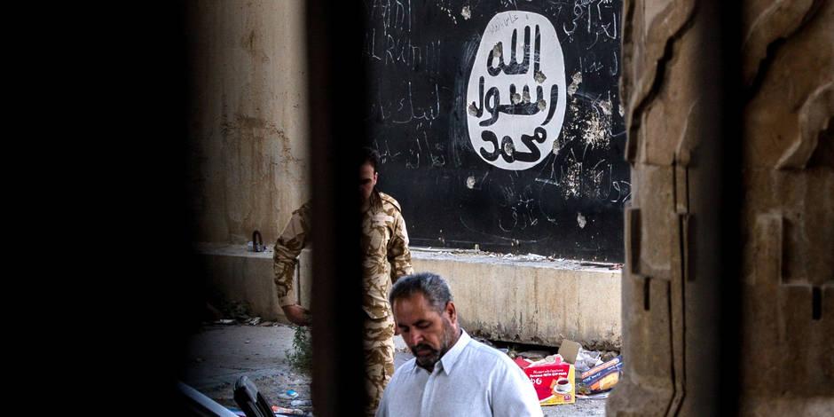L'Irak à la recherche des recrues massacrées par le groupe Etat islamique