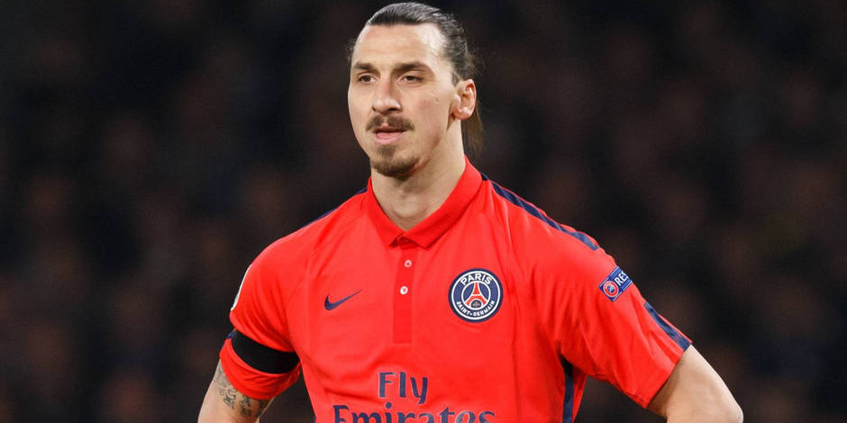"""Ibrahimovic estime que sa sanction est """"une farce ridicule"""""""