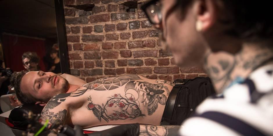 Le tatouage fait peau neuve