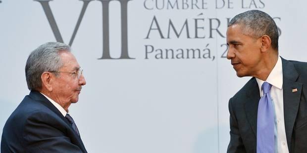 Obama souhaite ôter Cuba de la liste des Etats pro-terrorisme - La Libre