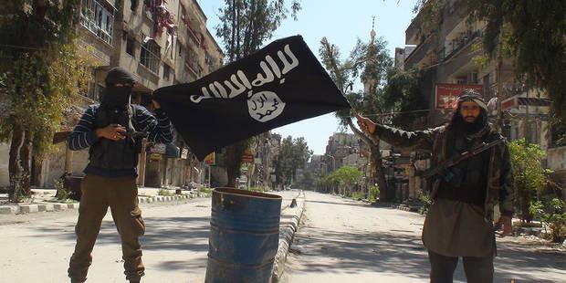 """L'avancée de l'EI en Syrie, préparée avec """"des techniques dignes des services secrets""""? - La Libre"""