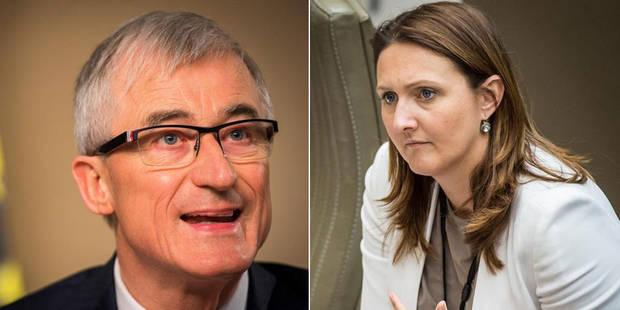"""Tax shift: Gwendolyn Rutten met en garde contre le danger de revoir le PS """"autour de la table"""" - La Libre"""