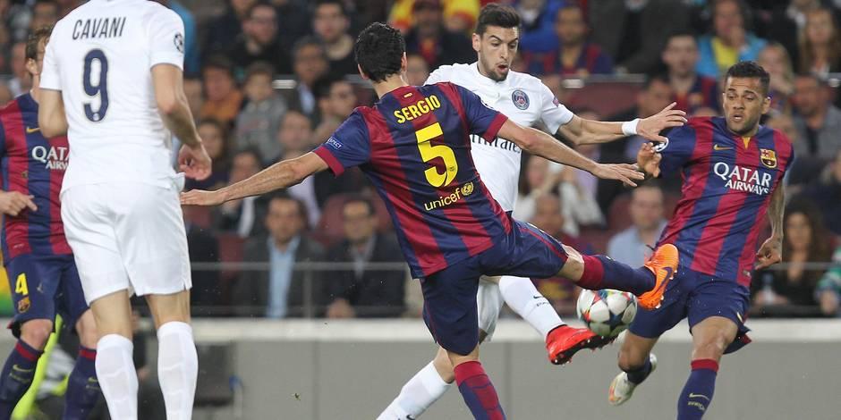 Ligue des champions : le Barça s'impose face au PSG et part en demi-finale (2-0)