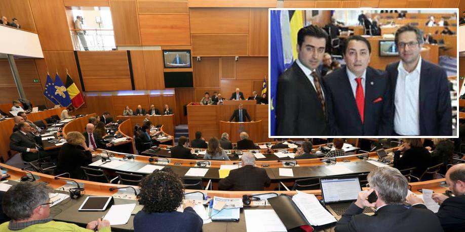 Génocide arménien: 3 députés bruxellois félicités pour avoir empêché la minute de silence
