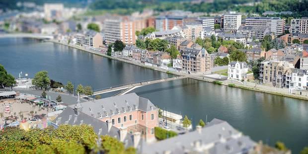Une passerelle pour unir Jambes et Namur - La Libre