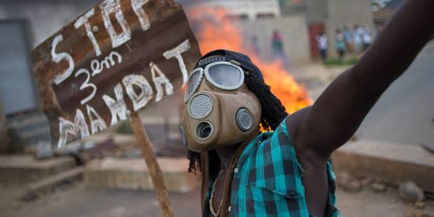 Burundi: au moins 4 morts dans les affrontements de ce jeudi - La Libre