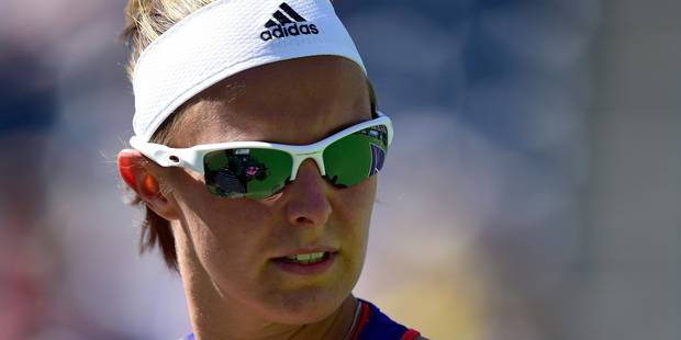 Kirsten Flipkens espère être de retour pour Roland-Garros - La Libre