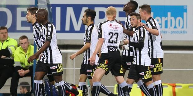 La Gantoise concède le nul face à Charleroi (1-1) - La Libre