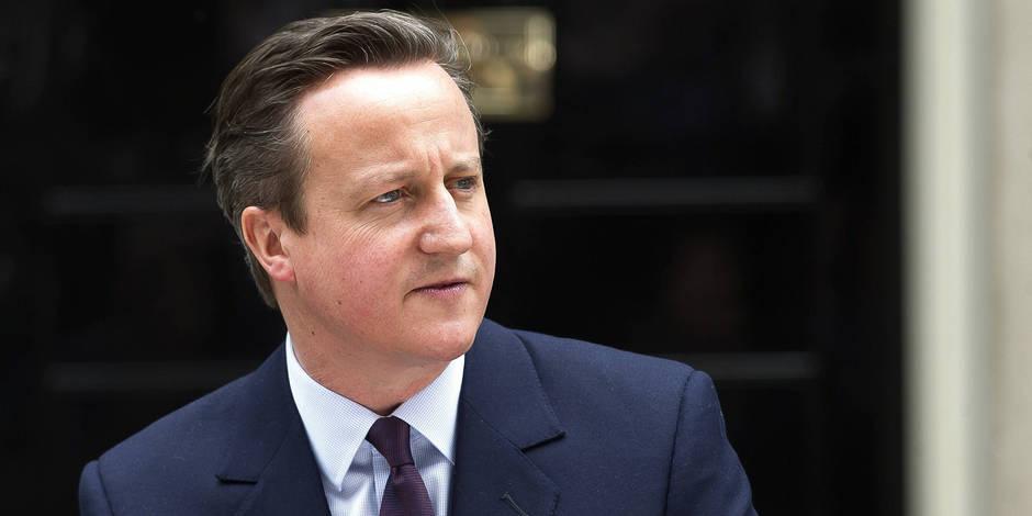 GB: Cameron poursuit la formation de son gouvernement