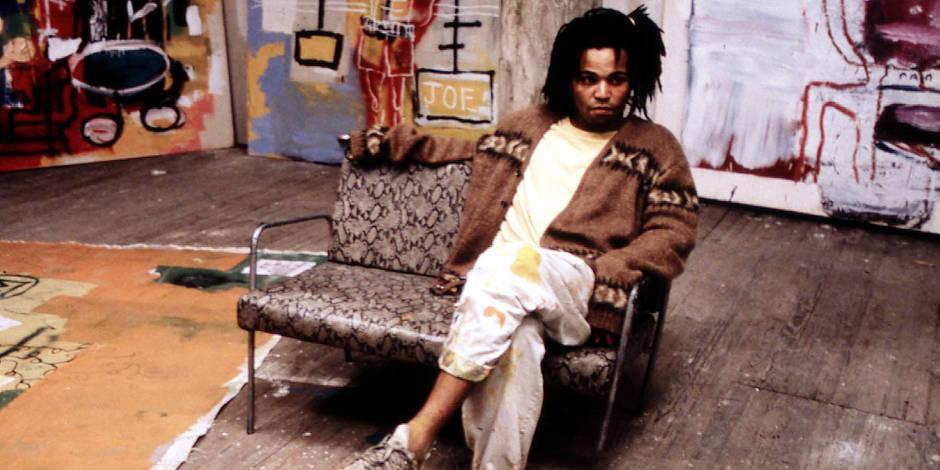Basquiat, la comète noire - La Libre