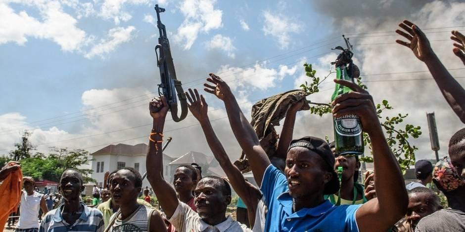 """Putsh au Burundi: le général estime que la candidature de Nkurunziza s'est faite """"au mépris"""" des Burundais"""