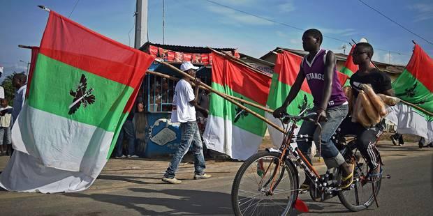 Putsch avorté au Burundi : les Etats-Unis aident les Américains et les Canadiens à évacuer - La Libre