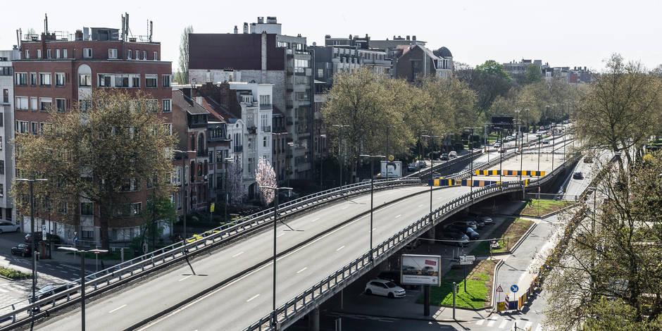 Démolition du viaduc Reyers : Clerfayt exprime son impatience