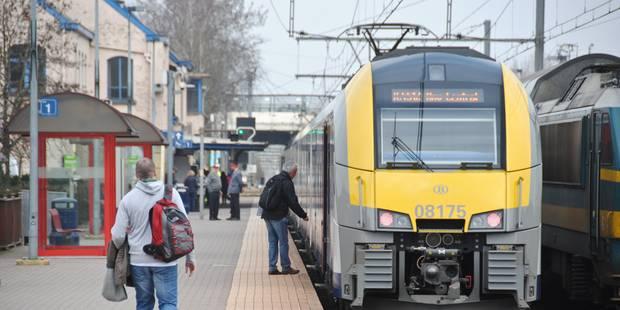Le syndicat SACT annonce une grève des conducteurs de train le 28 mai - La Libre