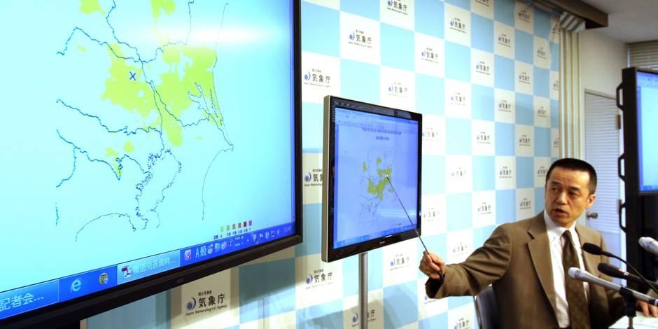 Puissant séisme de magnitude 8,5 au Japon