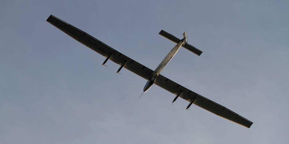Solar Impulse a décollé pour sa longue traversée du Pacifique