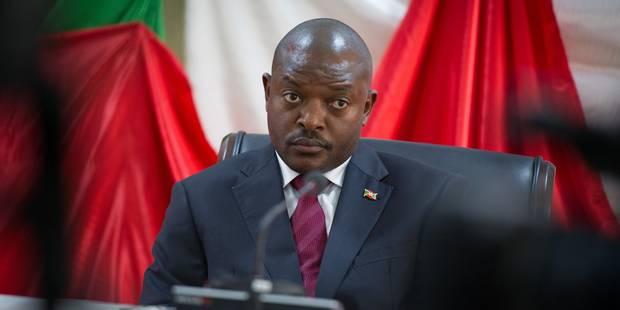 L'Afrique de l'Est en sommet sur la crise au Burundi, Nkurunziza reste au pays - La Libre