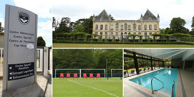 Découvrez l'hôtel où logeront les Diables à Bordeaux (PHOTOS) - La Libre