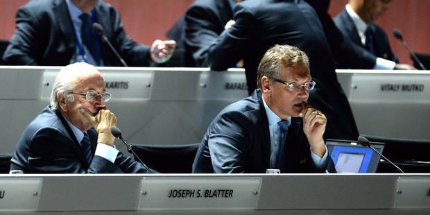 La Fifa reconnaît un virement de 10 millions de dollars - La Libre