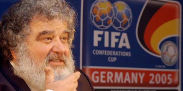 Chuck Blazer, ancien haut-dirigeant de la Fifa, admet l'existence de pots-de-vin - La Libre