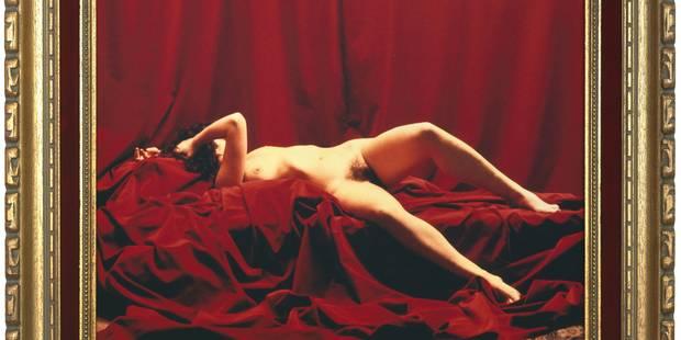 Brillant doublé muséal en Flandre pour Lili Dujourie - La Libre
