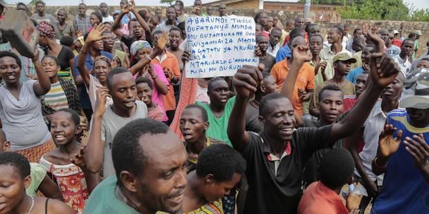Burundi: la Commission électorale propose de reporter la présidentielle au 15 juillet - La Libre