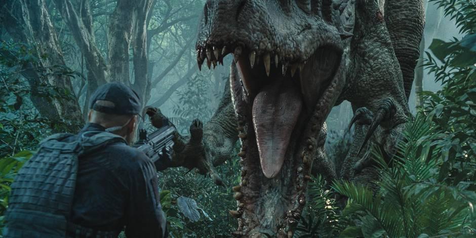 """""""Dans Jurassic World, une grande partie des dinosaures est devenue ringarde"""""""