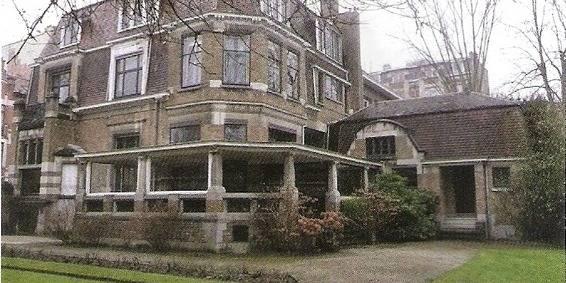 La villa Dewin classée pour la Fête nationale