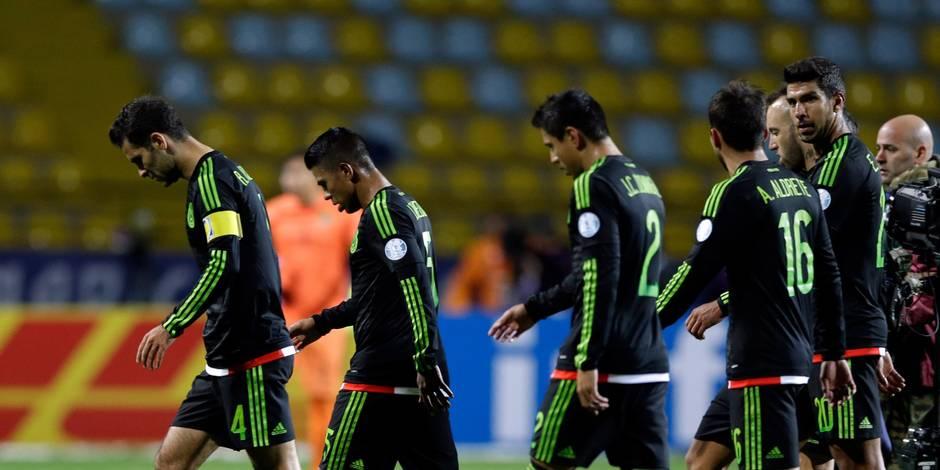 Copa America 2015: un pâle Mexique tenu en échec par la Bolivie