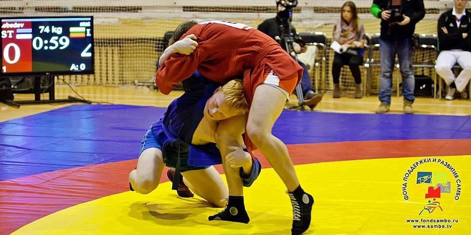 Le sambo, cette discipline inédite des Jeux européens de Bakou
