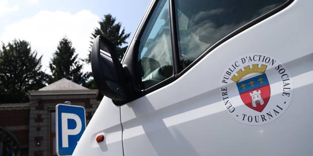 Tournai: le collège communal soutient la présidente du CPAS - La Libre