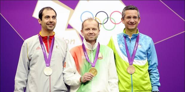Jeux européens: Lionel Cox inspire le respect - La Libre