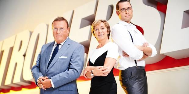 """Fin de """"Controverse"""": le débat politique en télé va-t-il disparaître? - La Libre"""