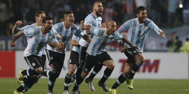 Copa América: l'Argentine en demi-finale au bout du suspense - La Libre