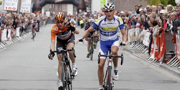 Preben Van Hecke est champion de Belgique - La Libre
